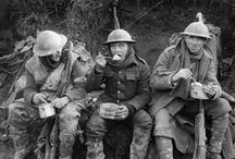 First World War 1914-1918 / In partnership with Imperial War Museums, to mark the start of First World War centenary, we bring you stunning images from the First World War. / by Age UK
