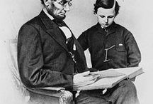 ABRAHAM LINCOLN QUOTES / Quotes from the 16th President of the United States of America / by John Michael