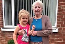 Grandpics 2014 / Grandpics celebrates the contribution older people make to society by capturing special moments in time - be it a recent photograph of a grandparent or a picture of them when they were younger.  / by Age UK