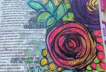 art & bible journaling