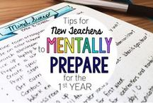 New Teachers / Activities, resources, blog posts and more for first year teachers.