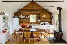 Kitchens / by Shannon HF