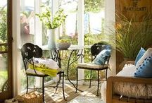 Outdoor Spaces / by Shannon HF