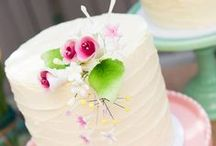 Cakes: Wedding Cakes / Wedding cakes and ideas & inspirations for elegant party cakes