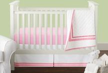 Baby Girl's Nursery / eCm's Nursery / by baltimore prep (ashley c)