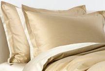 Постельное белье / Постельное белье из длинноволокнистого египетского хлопка.