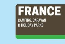 France Sites / Bonjour! Camping in France and looking for ideas? Très sensible. From Boulogne to Bordeaux, check out Pickup.com's best picks of campsites and holiday parcs around France.  / by Pitchup.com
