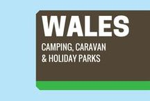 Wales Sites / Cardiff. Snowdonia National Park. Brecon Beacons. Offa's Dyke. And then of course there's the forty Blue Flag beaches on Wales coastline. If it's good enough for Prince William, it's good enough for us. Check out Pitchup.com's best campsites and holiday parks in Wales.  / by Pitchup.com