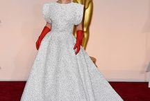 Oscar Dresses / Red carpet fashion gets taken up a notch when it comes to the Oscars. Here are a few of our favourite Oscar dresses, for full Oscar's coverage head over to HFM!