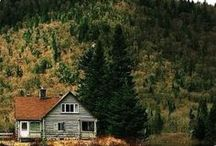 Our Lake House / lakefront, house, cabin, lake house, getaway, retreat, canoe, kayak, quiet morning, coffee, dock, friends, vacation, barbecue