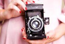 LOVELY CAMERAS / cameras, vintage, cameras love, photographer, photographer life, inspiration, lifestyle