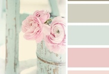 Color Palettes / by tammy @ she wears flowers