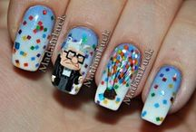 Art in nails / Nails and nails and nails / by Pampas