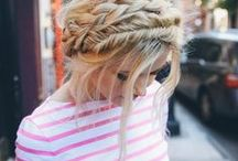 Beauty & Hair / Awesome hairstyles & beauty inspo