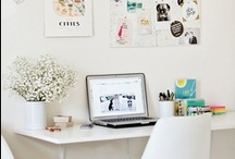 working spaces / by Ana Alonso