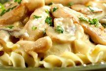 Pasta Dish Recipes / Pasta Dishes