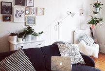 H O M E + D E C O R. / the latest #modern #homedecor trends and living spaces.