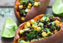 Savory & Salad Recipes / by Heather Rotunno
