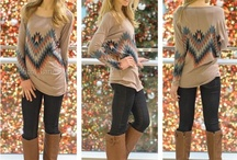 {Fall&Winter}Styles / fashion or the cold days :)