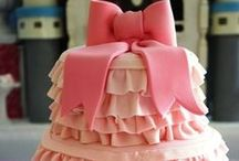 Girl Parties / Inspiration for pretty and pink parties!