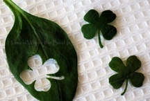St. Patricks Day Luck / by Shannon Shaw