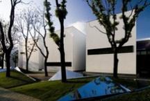 Architecture / by Hye Jin Kim