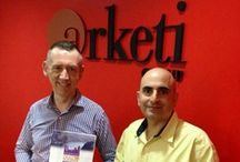 Inside Arketi / Take a look inside Arketi Group to see how our team of talented PR and marketing professionals are keeping busy.
