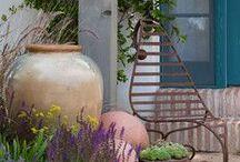 Garden Ideas / by Nancy Palmer