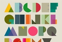 Typography / by Ana Alonso