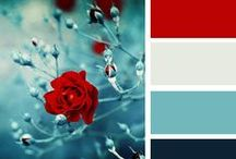 ♥ Colors that like each other...♥ / good color combinations