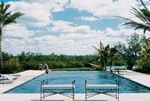 CH | Pools, Patios and Terraces
