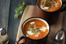 Potages & Soupes