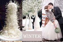 WEDDINGS... Winter / by SIMPLE WISHES - Cindy Norman
