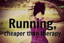 Running / by Britney Cooper