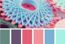 Color Schemes / Favorite color combinations