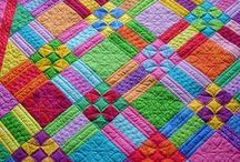 Quilt Yumminess! / Quilts and quilting projects that inspire me. / by Lin Larson