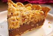 Pie~Crisp~Crumble~Tart Quiche~Cobbler Yumminess! / If it's got a crust it's here!  / by Lin Larson