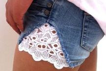 DIY - clothes / by Pampas