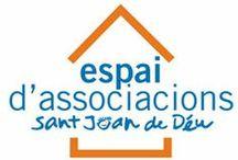 Recursos asociaciones / Recopilación de recursos para asociaciones realizada por el Espacio de Asociaciones del Hospital Sant Joan de Déu.