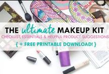 H O W T O : B E A U T Y. / Makeup tutorials, how-to's and pictorials for beautiful, easy makeup application