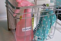 Organization & Cleaning Tips / Best ideas for keeping my crap together and clean