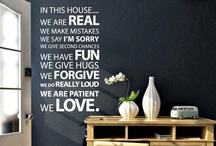 For the Home / by Michelle&Sean Feeney