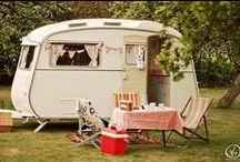 Vintage Camping + Vacation Dreams / by Cristina Wood