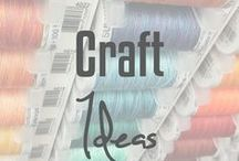 Craft Ideas / Craft ideas and inspiration.