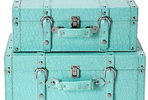 Aqua - Turquoise / Aqua and Turquoise things that inspire