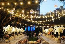 Romantic Event Decor / by Plum Sage Flowers
