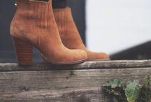 walk / My Shoe Addiction