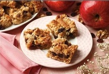 Apple Sauce Recipes / Here are just a few different ways to use apple sauce in your cooking and baking. Add moisture/ flavor with reduced calories and no added fat. / by Musselman's Apple Sauce