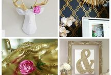 DIY: Crafts / by Nicole Bell