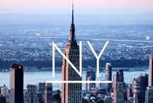=NYC= / by Gina Elizabeth